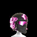 Modular Helmet - Pink Bling