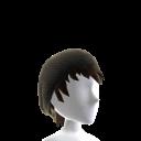 Beanie w Shaggy Hair