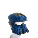 EOD Helmet- Blue
