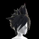 Anime Hero Hair - Black