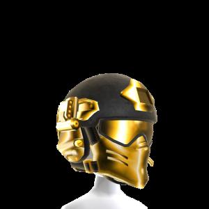 Modular Helmet - Gold