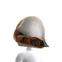 EVA Helmet - Orange