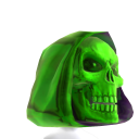 Green Death Dealer Helmet