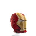 Iron Man Mark VII-Helm