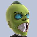 Ertrunkenen-Maske
