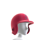 Los Angeles Angels Batter's Helmet
