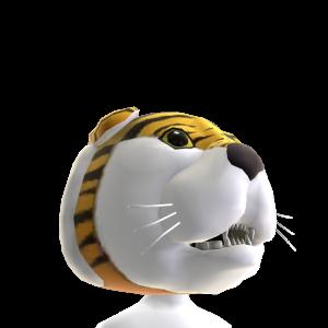 LSU Mascot Head