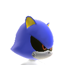 Casco de Metal Sonic