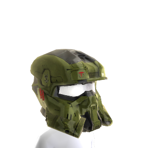 EOD Helmet- Green 