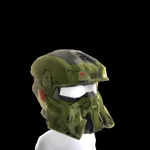 EOD Helmet- Green