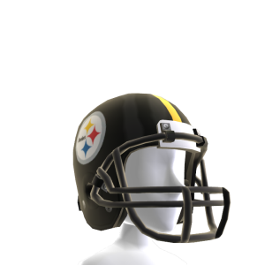 Pittsburgh Retro Helmet