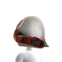 EVA Helmet - Red