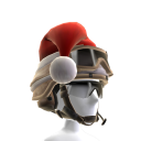 Holiday Combat Helmet - Desert