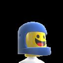 LEGO Benny Minifigure Helmet
