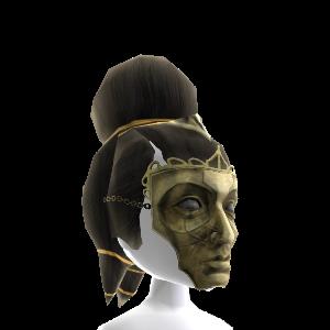 Morrigans Maske