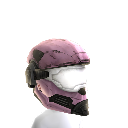 Hazop Helmet- Pink 
