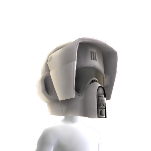 Casque Scout trooper