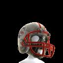 Football Zombie Helmet