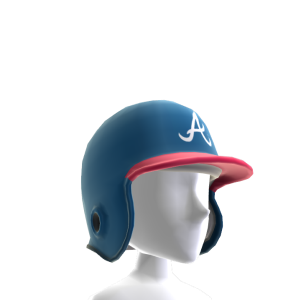 Atlanta Braves Batter's Helmet