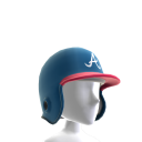Atlanta Braves Batter&#39;s Helmet