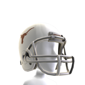 Texas Football Helmet