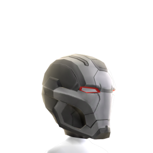 War Machine-Helm