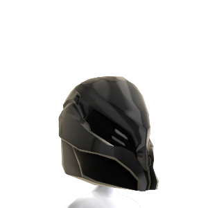 Casco nero 
