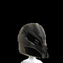 Casco negro