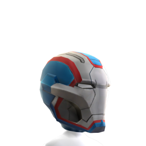 Casco de Iron Patriot