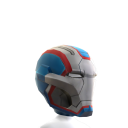 Iron Patriot-Helm