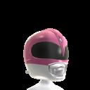 Mighty Morphin Pink Ranger Helmet
