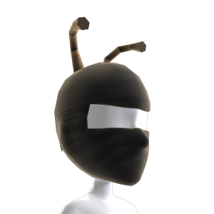 Ninja Mask & Antennae