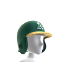 Oakland Athletics Batter's Helmet