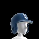 San Diego Padres Batter's Helmet
