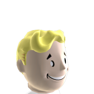 Vault Boy Head