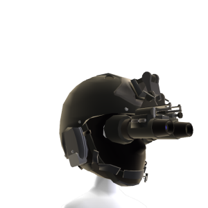 SpecOps Night Vision Helmet