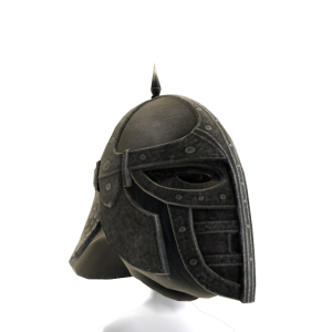 Skyrim Stormcloak Helm