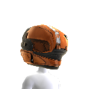 Gungnir Helmet - Orange