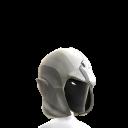 White Archer Ninja Hood