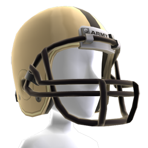 Army Football Helmet