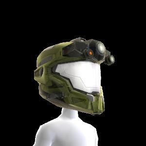Operator Helmet- Green