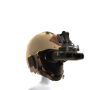 Desert Camo Night Vision Helmet