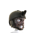 Soldier Zombie Mask
