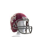Texas A&amp;M Football Helmet
