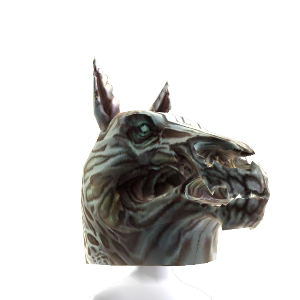 Darksiders II Despair Mask