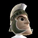 MSU Mascot Head