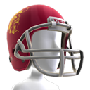 USC Football Helmet