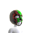 Maschera Luchadores Killbane