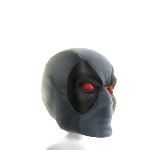 Masque Uncanny X-Force de Deadpool