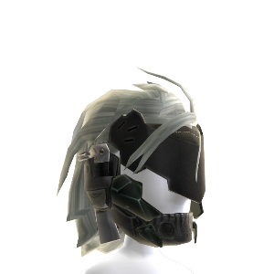 Black Raiden Mask